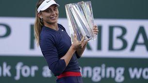 Paula Badosa ja és la tretzena jugadora mundial