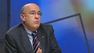 El conseller Boi Ruiz aconsella les mútues