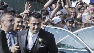 Xavi, l'home del dia