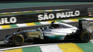 Tres de tres per a Rosberg