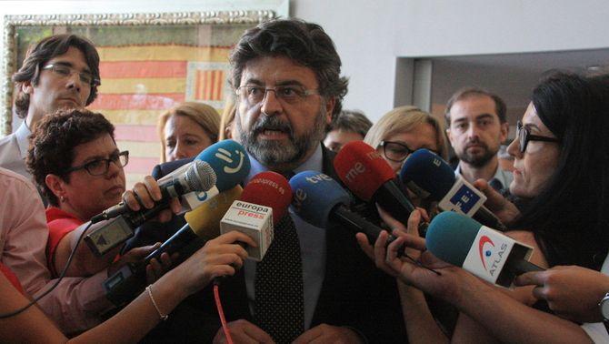 """El sector independentista d'Unió no pensa abandonar el govern i acusen la direcció de fer """"xantatge"""" a Mas"""