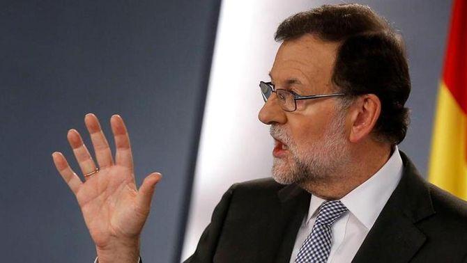 Rajoy torna a convidar Sánchez a treballar per una gran coalició que eviti noves eleccions