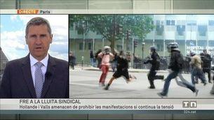 El govern francès es planteja prohibir les manifestacions