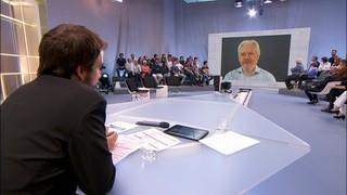 """Imatge de:Julian Assange: """"El que passa a Catalunya, el més important des de la caiguda del mur de Berlín"""""""