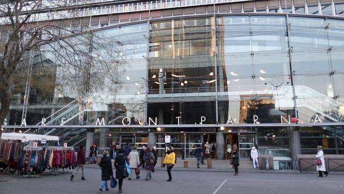 Una errada informàtica obliga a tancar l'estació de tren de Montparnasse