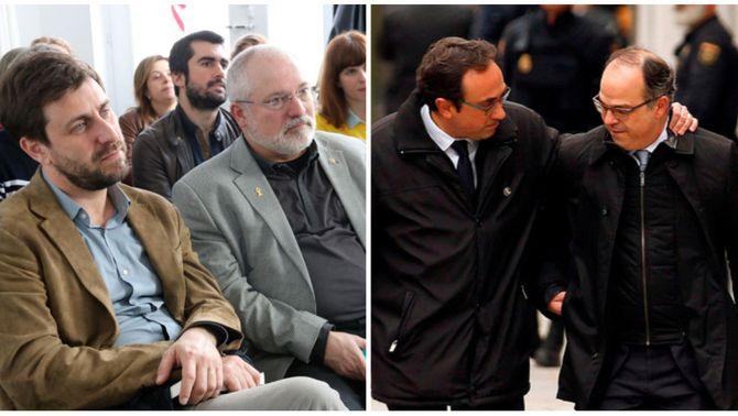 Els 4 consellers designats per Torra posats en qüestió pel govern espanyol