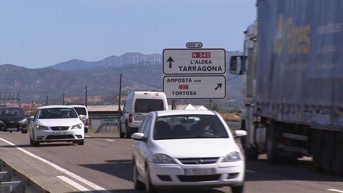 El govern espanyol bonificarà els peatges per als camions de l'AP-7 i l'AP-2
