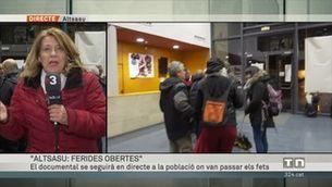 Telenotícies vespre - 22/01/2019