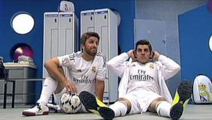 Gareth Bale i Sergio Ramos tornen a preparar el clàssic