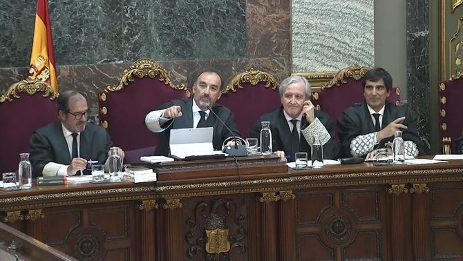 """Marchena scolds Roig: """"One cannot come to the Supreme Court to read trade union manifestos"""""""