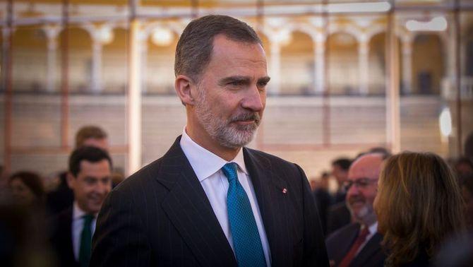 Felip VI en una imatge d'arxiu (Europa Press /María José López)