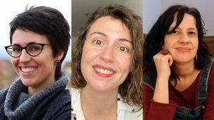 Baltasar, Climent i Aguilar: parlen les escriptores del moment