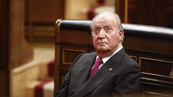 El rei emèrit paga 678.000 euros a Hisenda per evitar un procés judicial