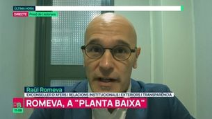 """Planta baixa - Entrevista a Raül Romeva: """"Si l'objectiu és que ens penedim, ja se'n poden oblidar"""""""