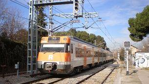 Problemes amb els trens quan passen pel nou túnel de la Sagrera, a Barcelona
