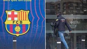 La Fundació del Barça, esquitxada en la trama del Barçagate