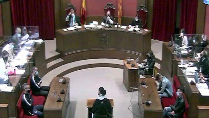 Rebaixen nou anys la pena al principal condemnat per la violació en grup a Sabadell