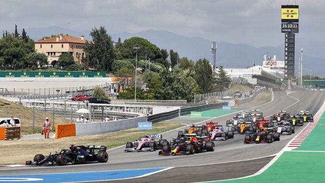 Un miler d'espectadors podran assistir al Gran Premi d'Espanya
