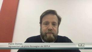 Norwegian anuncia l'acomiadament de 1.191 treballadors, més de la meitat a Barcelona