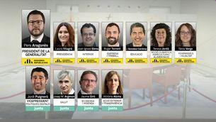 Jordi Puigneró serà el vicepresident del nou govern de la Generalitat