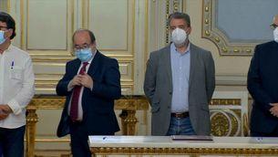 Acord per estabilitzar 300.000 interins de totes les administracions a tot Espanya