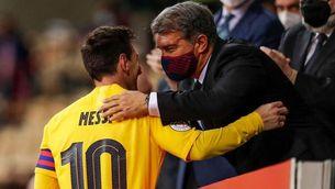 """""""Deixar marxar a Messi no ha estat una bona decisió"""""""