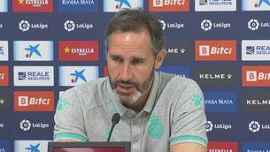 """Vicente Moreno: """"Volem mantenir l'Espanyol en aquesta felicitat"""""""
