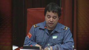 """El cap del GRAF diu: """"La retirada, la millor ordre"""""""