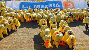 Les activitats populars de La Marató.