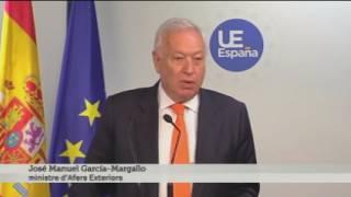 """Imatge de:Margallo: """"Mas és cada cop menys"""""""