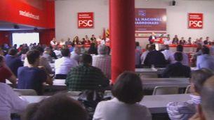 El consell nacional PSC aprova les llistes