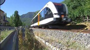 Entra en servei el nou tren de la Pobla amb nous horaris i més freqüències