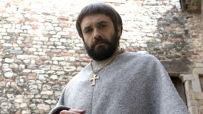 Pau Durà interpreta Pere, bisbe de Girona