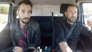 Al cotxe - Francesc Orella, Jair Domínguez i David Verdaguer