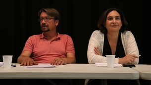 Domènech i Colau, en una imatge d'arxiu (ACN)