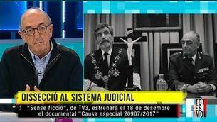 """""""Causa especial 20907/2017"""", una dissecció al sistema judicial"""