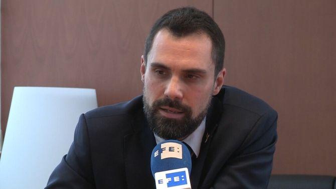 """Torrent veu la Constitució com """"un límit de ferro"""" a les aspiracions de Catalunya"""
