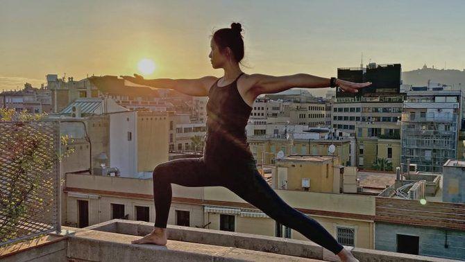 """Xuan Lan: """"La gent urbana necessita el ioga; hem ensenyat al públic que és una pràctica per a tothom"""""""