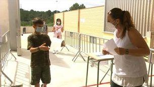 Reobren els centres educatius amb afluències limitades i nous protocols