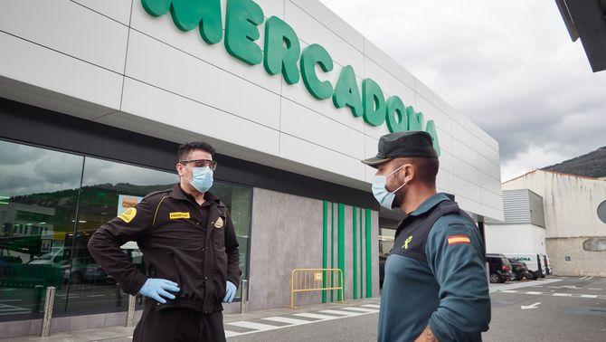 Mercadona posa en marxa un sistema de reconeixement facial als supermercats