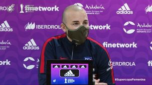 """Sánchez Vera: """"Torno a un equip on em fa molta il·lusió estar"""""""