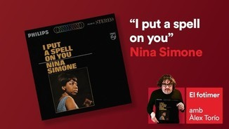"""I put a spell on you"", de Nina Simone"