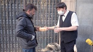 Viure al carrer en pandèmia