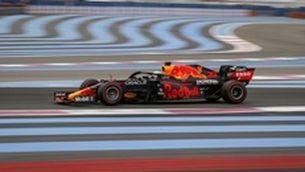 Max Verstappen sortirà davant de Lewis Hamilton en el Gran Premi de França