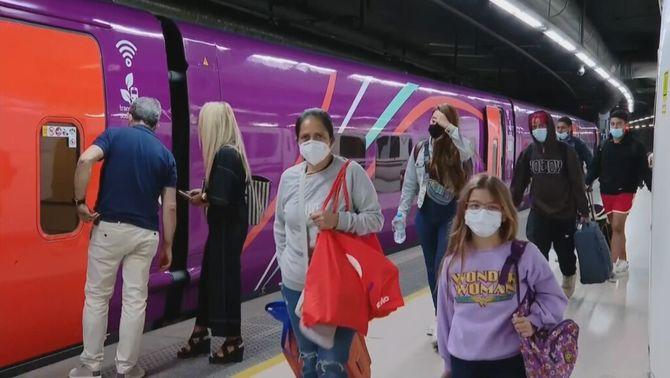 L'AVLO es posa en marxa entre Barcelona i Madrid amb queixes dels usuaris de Lleida