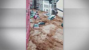 Inundacions a Bèlgica