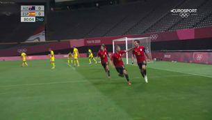 Oyarzabal dona la victòria a la selecció espanyola