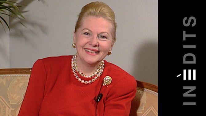 """Jean Fontaine, la protagonista de """"Rebecca"""" i de """"Sospita"""", de Hitchcock, i de tantes altres pel·lícules de Hollywood"""