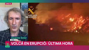 """Vicente Soler: """"És un fenomen que, estadísticament, passa cada 40 anys i cal prestar-hi atenció"""""""