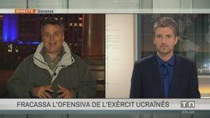 Telenotícies vespre - 16/04/2014